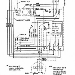 Telephone Handset Wiring Diagram Mitsubishi Evo 3 Ecu Tci Library - Downloads | 500-series Western Electric Diagrams & Technical