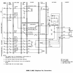 Rotary Dial Telephone Wiring Diagram Barn Owl Classicrotaryphones Com Diagrams 500r And S