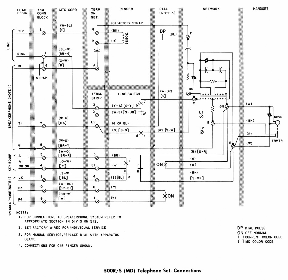 medium resolution of 500r and s classicrotaryphones com wiring diagrams