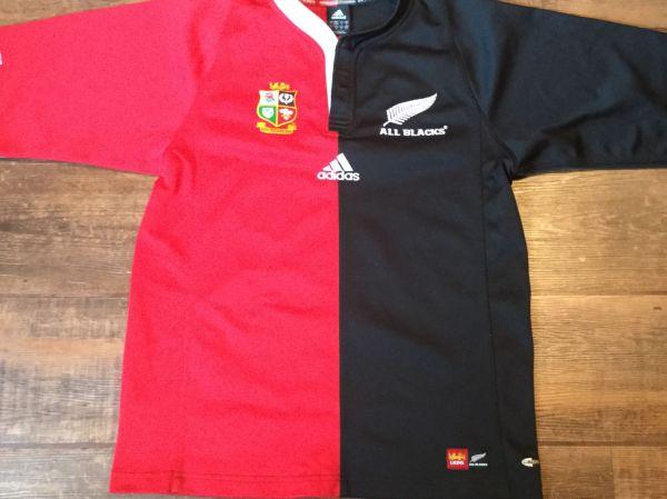 Classic Rugby Shirts 2005 British Irish Lions Blacks
