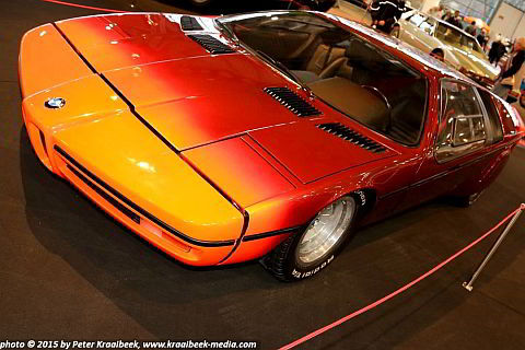 ein Klassiker: BMW Turbo aus 1972