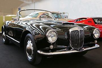 1958 Lancia Aurelia Spider