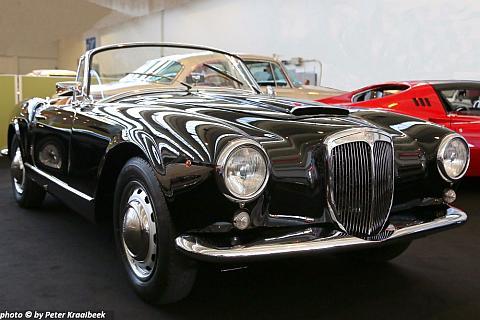 1958 Lancia Aurelia Spider | Foto: Peter Kraaibeek