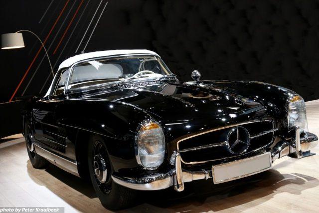 1957 Mercedes-Benz 300 SL Roadster W198