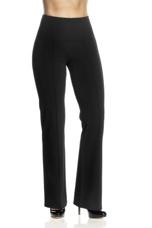 Lysse Stretch Knit Wide Leg Legging 1410  Womens