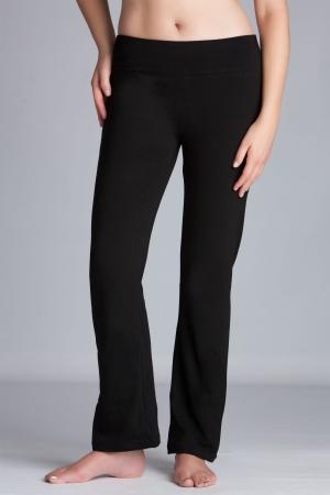 TruActivewear Cotton Spandex Bootcut Pants Y44845