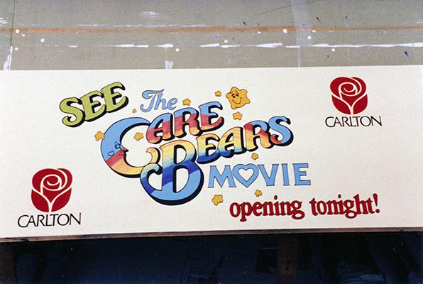 The Care Bears Movie Carlton Cards