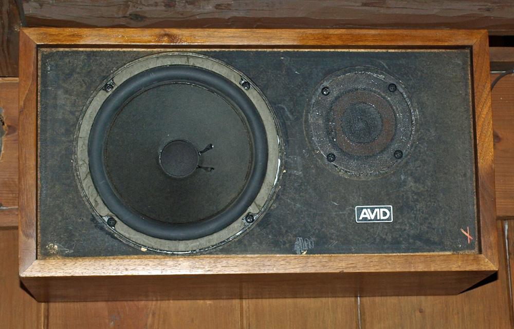 AVID Loudspeakers in RI  AVID  The Classic Speaker