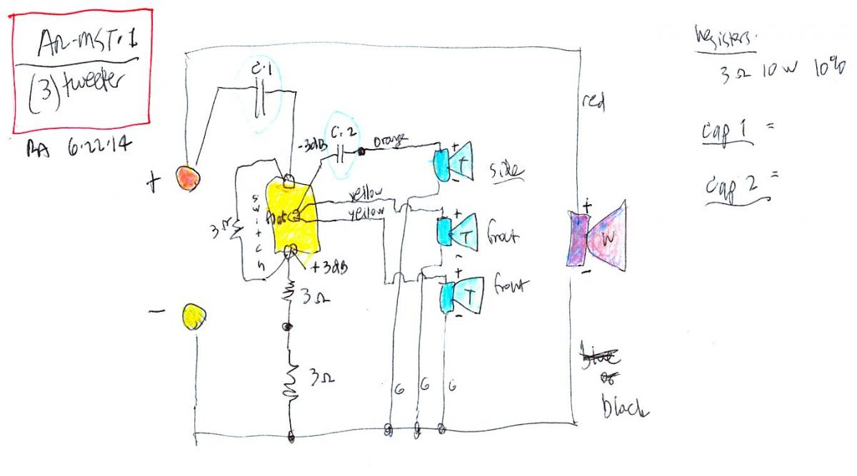 Boston Acoustics Crossover Wiring Diagram In Addition Boston Acoustics Further Acoustic Research