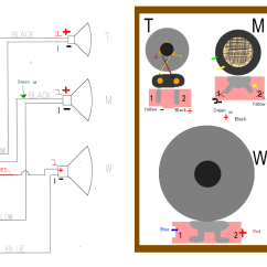 Crossover Wiring Diagram Speaker Start Stop Switch Ar2ax Wiring/polarity Matchup - Acoustic Research The Classic Pages Discussion Forums