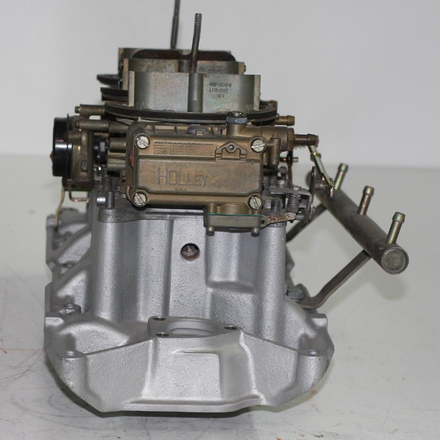 Ford 302 Throttle Linkage Diagram