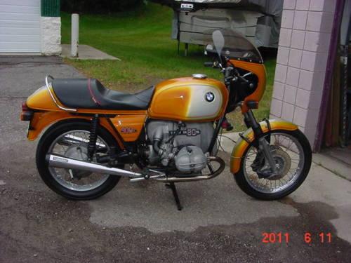 1975 Bmw R90s  U2013 Classic Sport Bikes For Sale