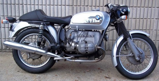 1973 bmw r75 5 classic sport bikes for sale. Black Bedroom Furniture Sets. Home Design Ideas