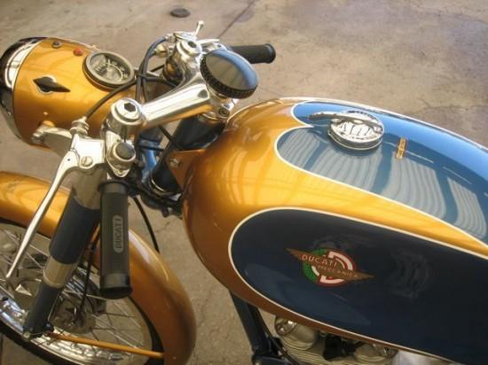 1966 Ducati 125 L Dash