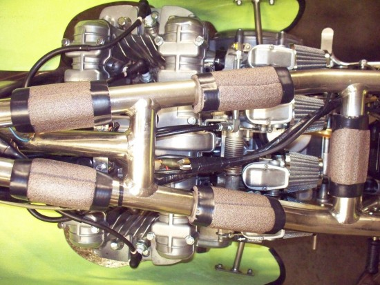 1975 Rickman CR900 Engine