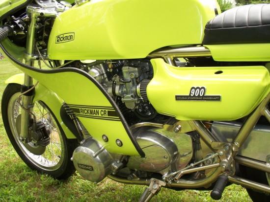 1975 Rickman CR900 L Fairing