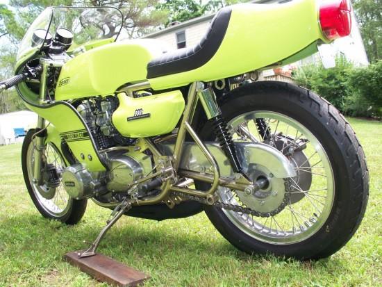 1975 Rickman CR900 L Rear
