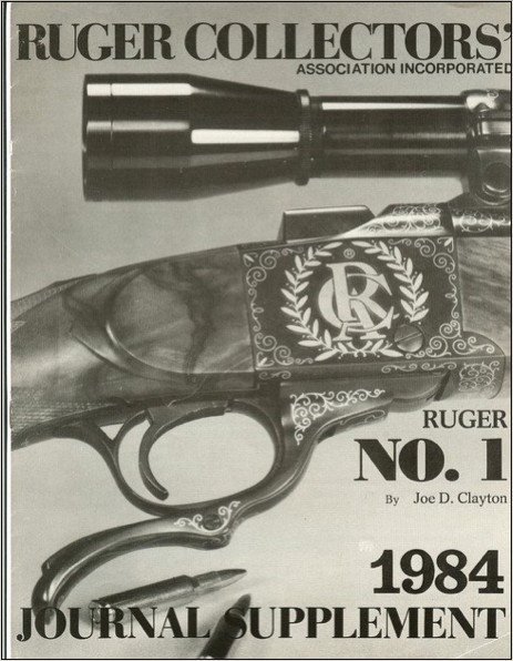 Ruger No  1 Collecting – Classic Sporting Arms