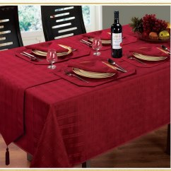 Memory Foam Kitchen Runner Ikea Storage Cabinets Hampton Jacquard Table Linen From Century Textiles
