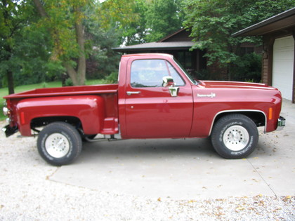 1974 Chevy C 10 Chevrolet Chevy Trucks For Sale Old