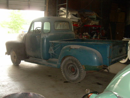 1954 Chevy Pickup Chevrolet Chevy Trucks For Sale
