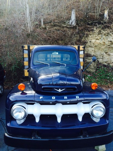 1952 Ford F5 Ford Trucks For Sale Old Trucks Antique