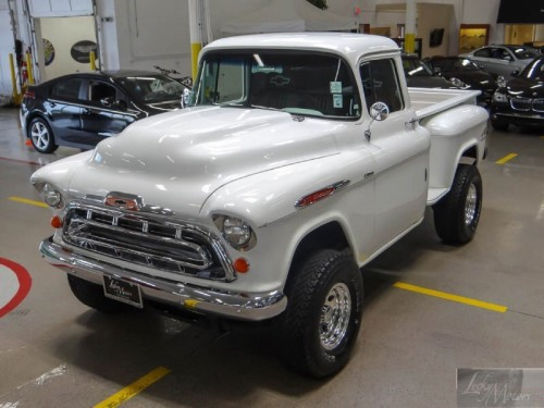 1957 Chevy Apache Pick Up Chevrolet Chevy Trucks For