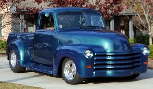 1947 Chevy Truck Custom Streetrod Chevrolet Chevy