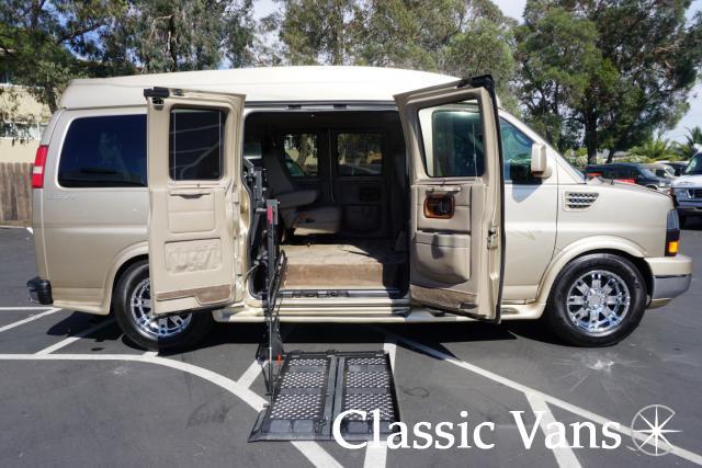 Full Size Wheelchair Van Conversions Handicap Van Gallery