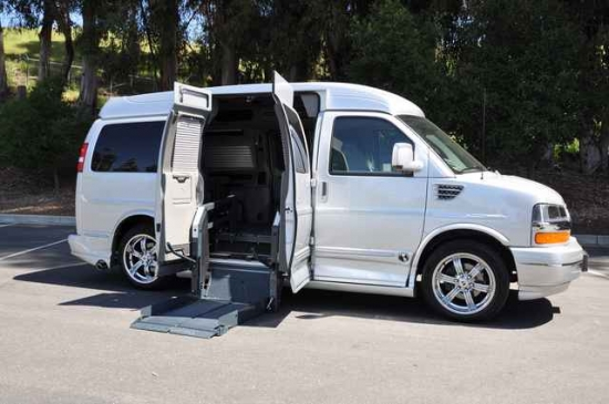 HANDICAP VANS New and Used Mobility Vans
