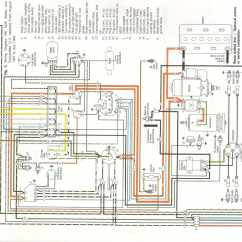 Vw Beetle Wiring Diagram 2002 Ford F250 For 1971  The