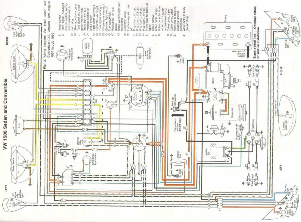 medium resolution of 1972 beetle engine compartment diagram