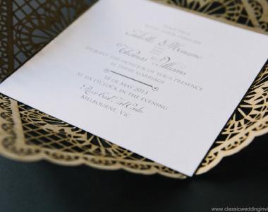 Wedding Invitation Paper Supplies Australia Ideas