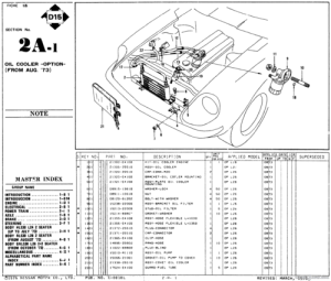 1978 Color Wiring Diagram  Wiring Diagrams  The Classic Zcar Club