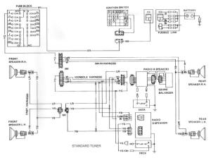 1982 280zx audio diagram  Help Me !!  The Classic Zcar Club