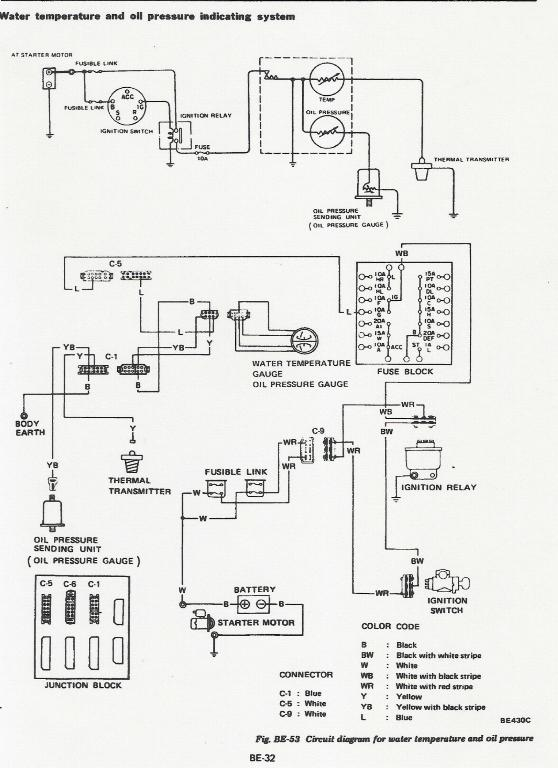 280z Fuel System Diagram. datsun electronic fuel injection