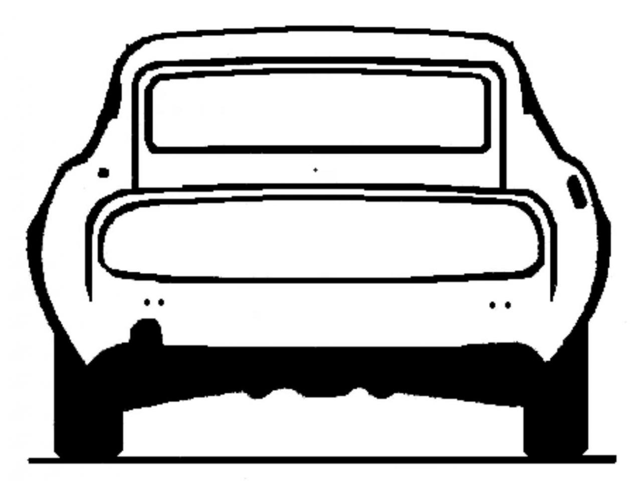 240z Car Drawings
