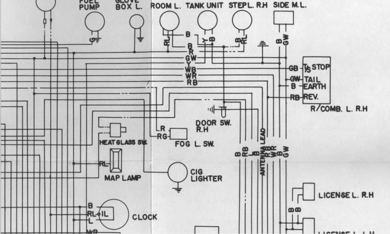 1971 datsun 510 wiring diagram hotpoint washing machine parts 1972 240z harness roadster