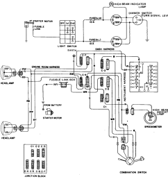 280z wiring diagram head lights wiring diagram centre 280z wiring diagram head lights [ 972 x 906 Pixel ]