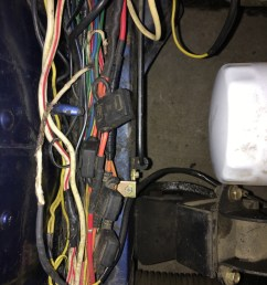 i have the hitachi alternator which i believe is stock the po did upgrade the wiring with relays  [ 3024 x 4032 Pixel ]