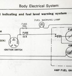 77 280z fuse box wiring libraryhere is u002777 280z voltmeter schematic [ 2556 x 1278 Pixel ]