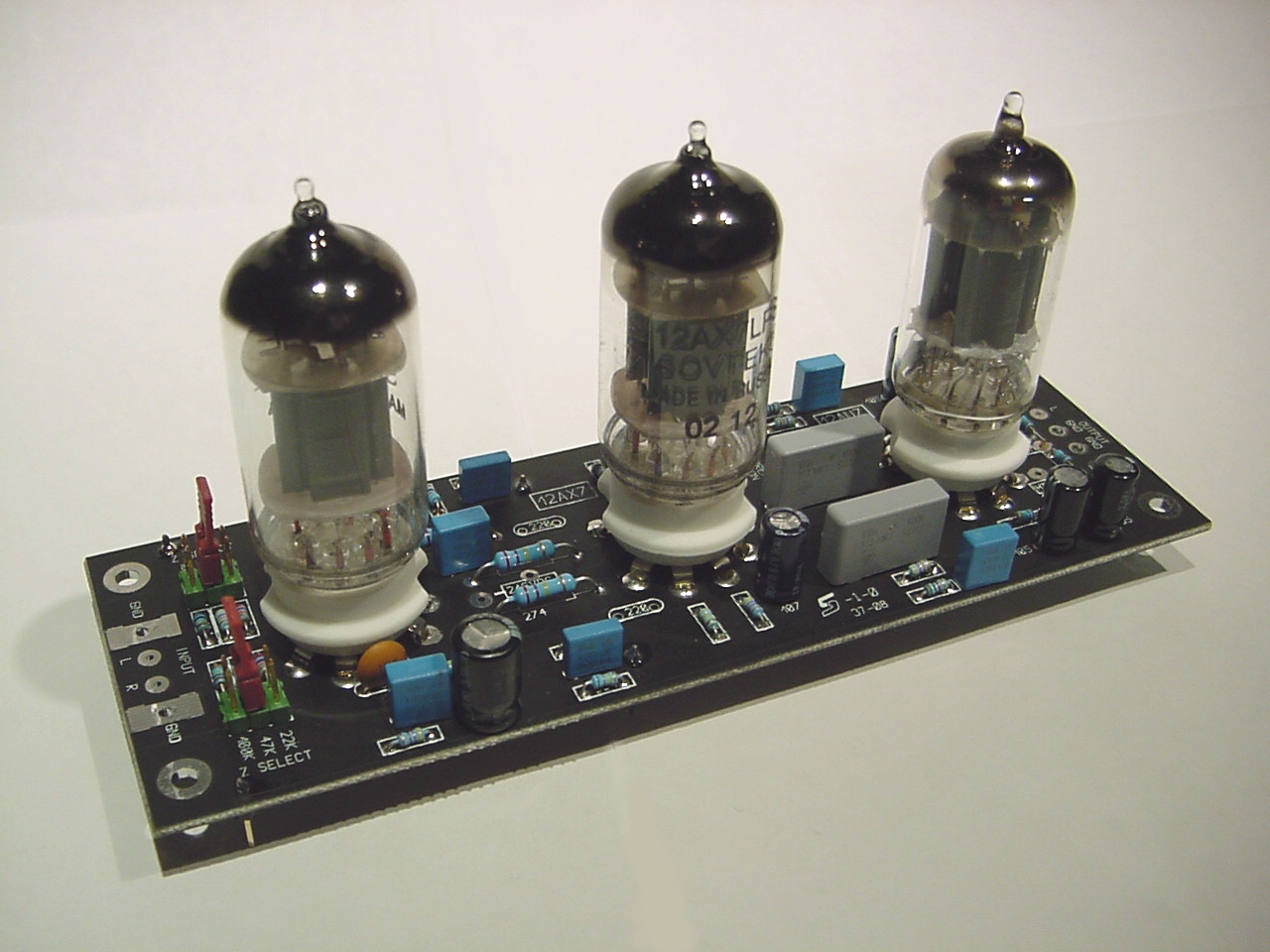 amplifier wiring kit radio shack flasher unit diagram vacuum tube schematic   get free image about