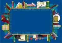 READ TO SUCCEED Library Rug