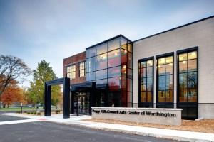 McConnell Arts Center in Worthington, Ohio