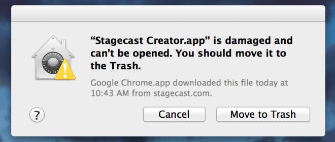 stagecast-mac-error-message