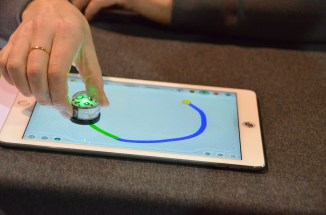 OZOBOT following App program
