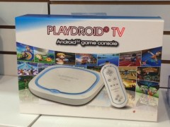 PLAYDROID TV from Lexibook