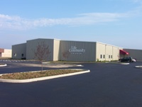 Life Community Church in Hilliard, Ohio