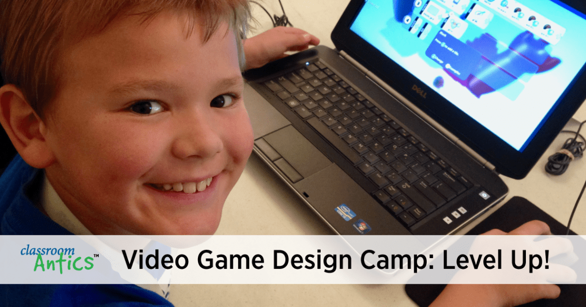 Video Game Design: Level Up!