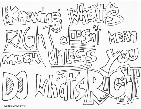 bullying coloring pages # 9